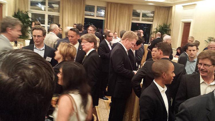 Backbone Capital Co-Hosts 2015 ACG Mixer at the Peninsula Hotel